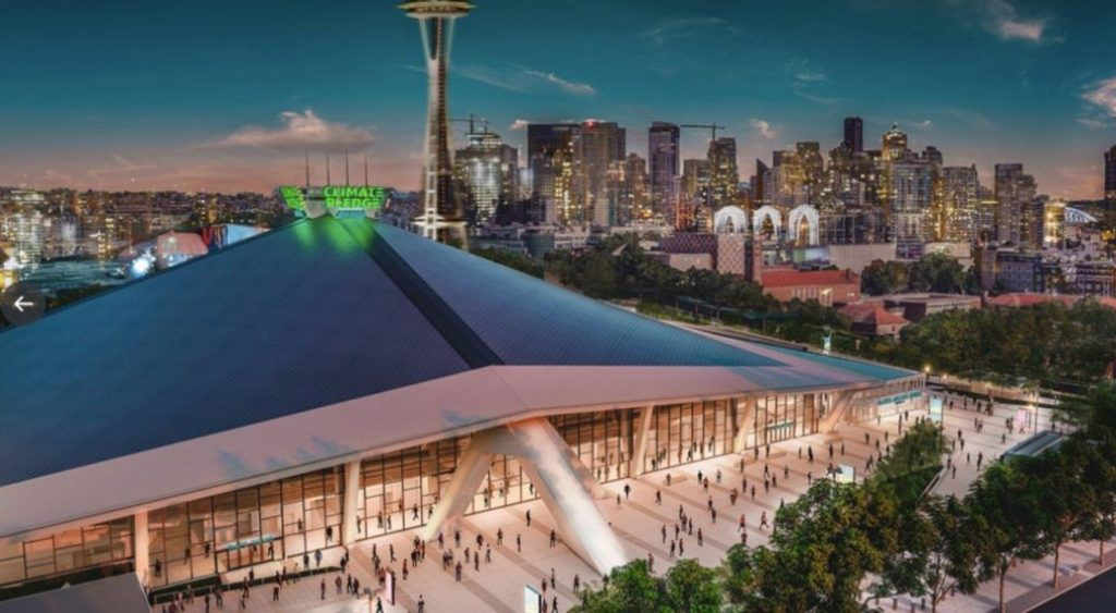 Future Home of NHL's Seattle - ENV Media