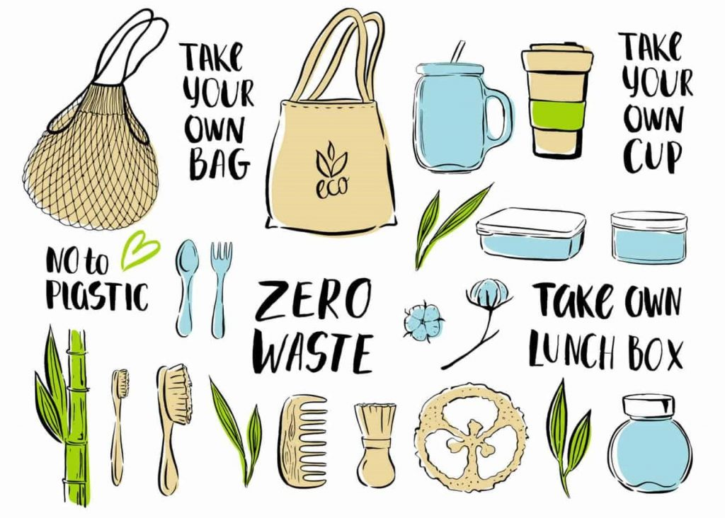 Ideas for Swapping Plastics with Reusable Options